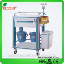 affordable Aluminum&ABS Treatment Trolley