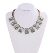 Wholesale Necklace Costume Jewelry Women Acrylic Necklace Imitation Jewelry