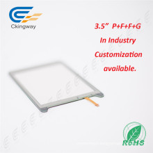3.5 Inch Separation LCD Touch Screen Glass