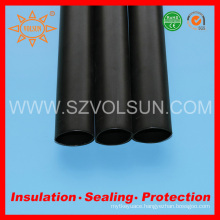 China Supply Plastic Adhesive Lined Semi-Rigid Heat Shrink Tube