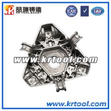 La alta precisión profesional a presión el fabricante modificado para requisitos particulares de las piezas de la aleación de aluminio de la fundición