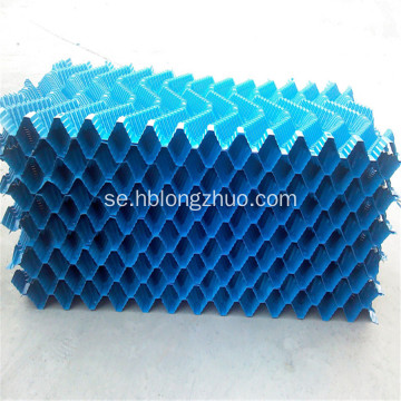 500mm S Type Cooling Tower PVC-fyllningspaket eller -block