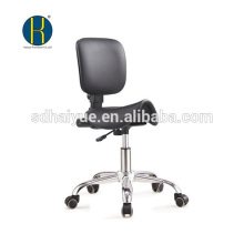 Stylish Black pu stylish barber stool