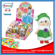 Mini Angel Doll Egg Toy Candy Promotion Gift Doll for Girl