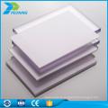 Résistance à l'impact élevé 6 mm feuille de polycarbonate transparente