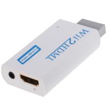 Adaptador de conversión ascendente de HDMI para Wii