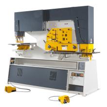 Máquina de corte de trabalho de ferro hidráulico