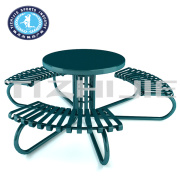 new arrival China supplier Outdoor metal Sping Chairs Garden Outdoor Furniture