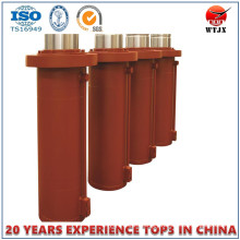 Custom Replacement Telescopic Hydraulic Cylinders