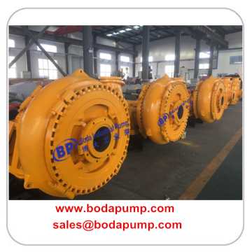Barge Loading Usage Dredge Pump