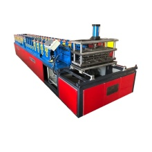 Big Square Plate Cold Roll Forming Machine