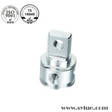 Precio de fábrica de ingeniería de mecanizado de aluminio automático