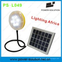 Vielseitiges Solarlicht mit Handy-Ladegerät