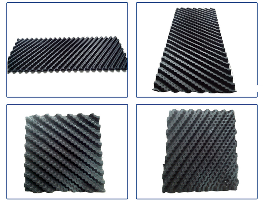 pvc cooling tower fill