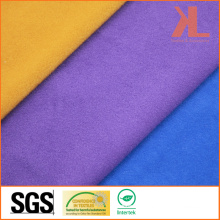 Polyester Warm Inherently Fire/Flame Retardant Fireproof Warp Knitting Flannelette