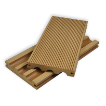 New generation waterproof affordable decking material