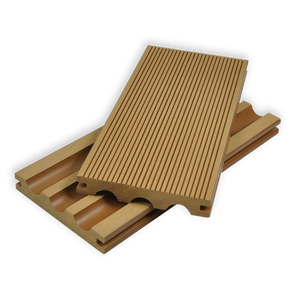New generation eco-friendly composite decking balustrade