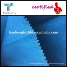 spandex coton brossé les tissus de coton sergé Calvaire sergé tissu/pêche/toutes sortes de stretch sergé tissus