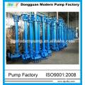 Hocheffiziente und energiesparende vertikale Abwasserpumpe vom Typ NWL