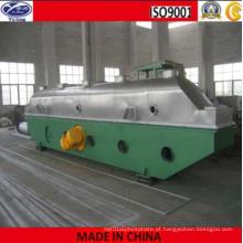 Máquina de secagem de leito fluidizado vibratório de sulfato de magnésio