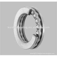 Single Row Number of Row and Ball Type Thrust Ball Bearings 51107 35*52*12mm