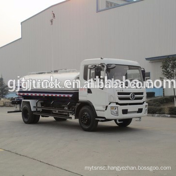 4X2 drive Shacman water truck/water tank truck/ water spray truck/water cart/water browser /watering truck with 3-15CBM volume