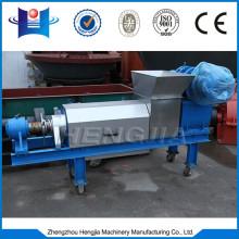 Prensa de tornillo comercial barata máquina de deshidratación de lodos