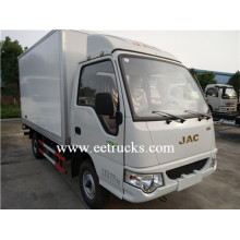 JAC 1-8 TON Réfrigérateurs Camions