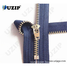 #8 Ybs Zipper / Metal Zippers by The Meter