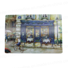 3D PVC Table Mat 002