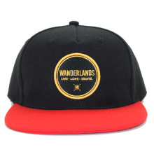 oem high quality yupoong wholesale plain snapback with your logo