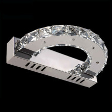 Professional for Stylish Wall Lights modern crystal led interior wall lights export to Portugal Suppliers