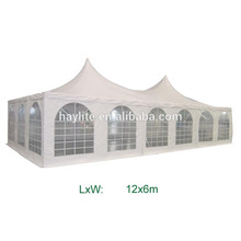 High quality wedding big outdoor pagoda tent