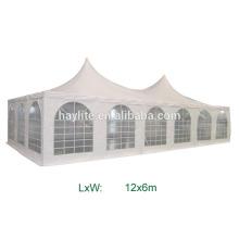 Высокое качество свадебные большой напольный шатер пагода