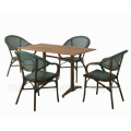 Outdoor Garden Rattan Coffee Shop Furniture (SP-OT117)