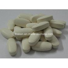 Tableta de creatina certificada GMP / tableta Bcaa