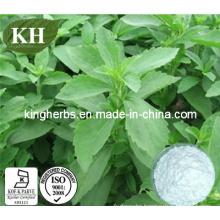 Natural Sweetener Stevia Extract Steviosides 80%, 90%, 95%, 98%; Rebaudioside a 95%- 98%