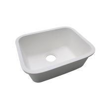 Modern Undermount Solid Surface Bathroom Basin Stone Acrylic Stone Kitchen Sink