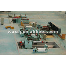 stainless steel and cold roll steel and hot roll steel slitting line