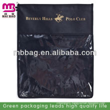 black color durable cheap wholesale linen jewelry bag