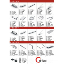 Slat System Fixtures Slatwall Accessories Hook Shopping Fitting