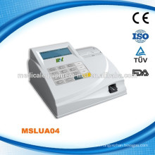 MSLUA04W El más nuevo analizador de orina de la máquina del analizador de orina del mundo para el uso casero o la clínica