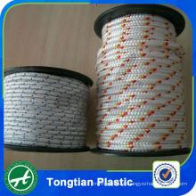 Color pp pe cuerda de nylon trenzada
