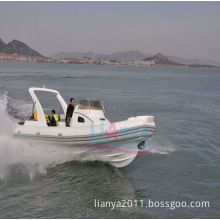 RIB BOAT rigid  inflatables,recreational boat, catamaran, ,leasure boat Lian Ya Boat  HYP830