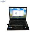 communication optique de microscope d'inspection de fibre avec l'ordinateur par USB