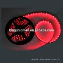 Luz de tira flexible llevada del solo color del RGB