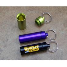 Hard Case Aluminium Portable Pill Case