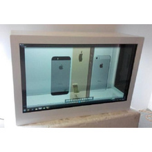 "32"" Touch Screen Transparent LCD Showcase"