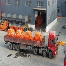Mezclador de concreto de doble eje para planta de concreto