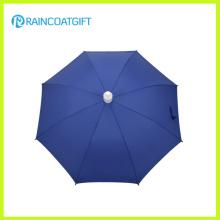 Guarda-chuva de dobramento promocional no guarda-chuva automático cor personalizada